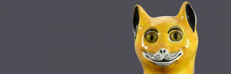 Fife Museums Collections, Wemyss Cat