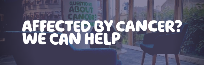 Affected by cancer? We can help.