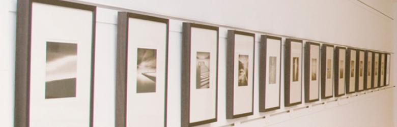 Exhibition spaces at Fife Cultural Trust