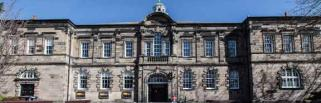 Adam Smith Theatre kirkcaldy